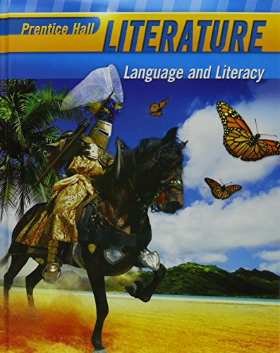 9780133666519: Literature Language and Literacy Blue, Grade 7