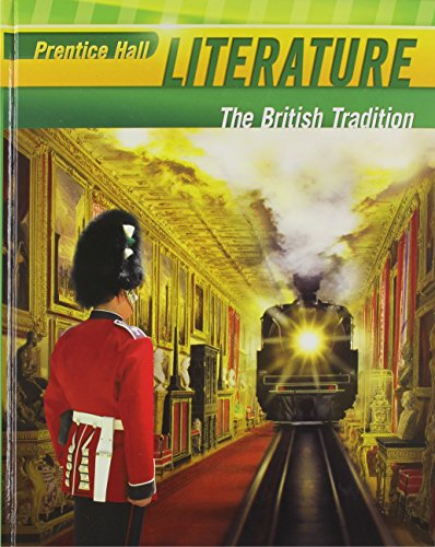 9780133666557: Prentice Hall Literature: The British Tradition