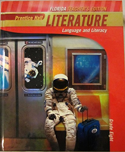9780133666618: Literature: Language and Literacy Grade 8 - Florida Teacher's Edition