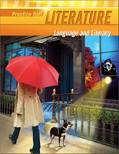 9780133666779: PRENTICE HALL LITERATURE 2010 READERS NOTEBOOK ADAPTED GRADE 6