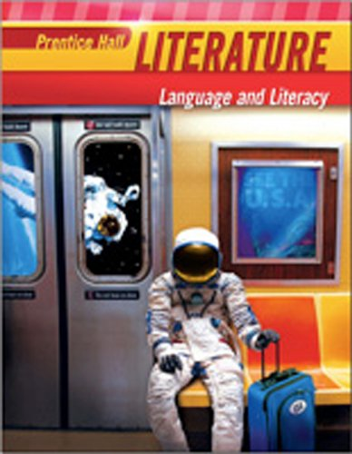 Prentice Hall Literature 2010 Readers Notebook Adapted: Inc. Pearson Education