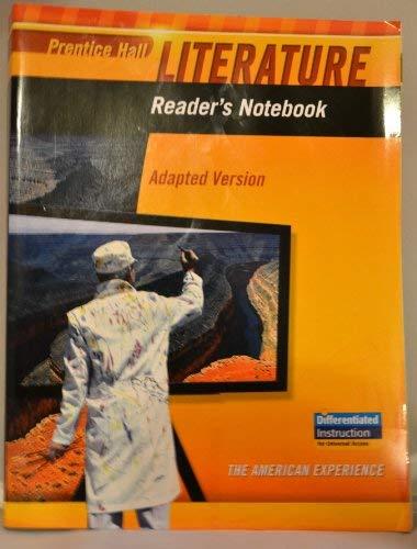 9780133666892: Prentice Hall Literature Grade 11 Readers Notebooks Teaching Guide