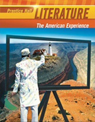 Prentice Hall Literature: Reader's Notebook (The American: Pearson