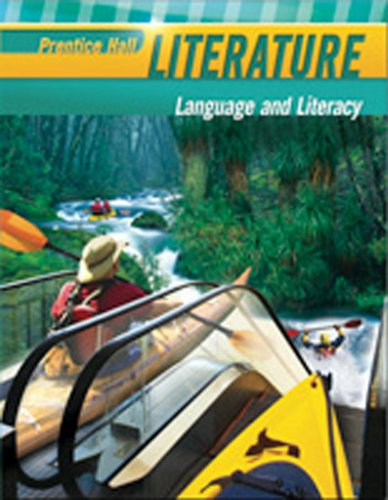 PRENTICE HALL LITERATURE 2010 READERS NOTEBOOK ADAPTED: PRENTICE HALL
