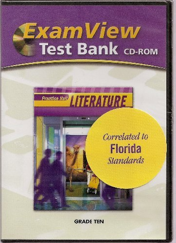 9780133667998: Literature (Gr 10): ExamView Testbank