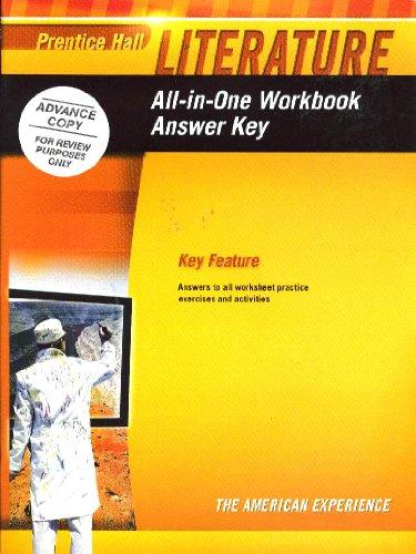 Prentice Hall Literature Grade 11 All-in-One Workbook: Susan Power