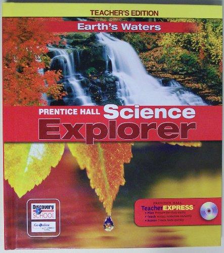 Earth's Waters: Teachers Edition (Prentice Hall Science Esplorer) (Hardcover): Pearson ...