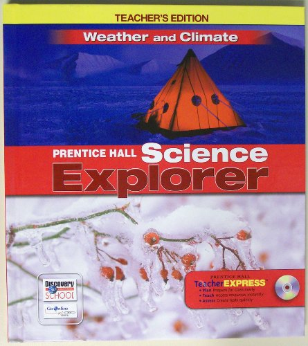 9780133668490: Weather and Climate: Teacher's Edition (Prentice Hall Science Explorer)