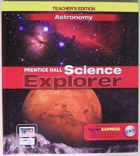 9780133668506: Astronomy: Teacher's Edition (Prentice Hall Science Explorer) (Hardcover)