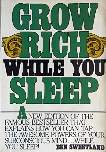 9780133668988: Grow Rich While You Sleep