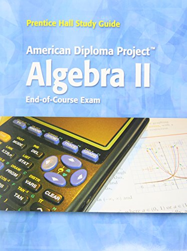 9780133671025: BRIEF REVIEW FOR THE ADP ALGEBRA II EXAMINATION