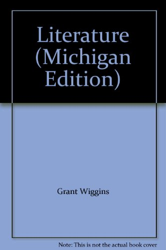 9780133671421: Literature (Michigan Edition)