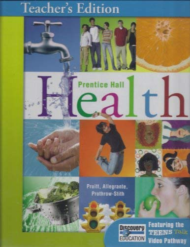 Health Health, Used, 9780133672527 Teacher's Edition Item may show signs of shelf wear. Pages may include limited notes and highlighting. Includes supplement