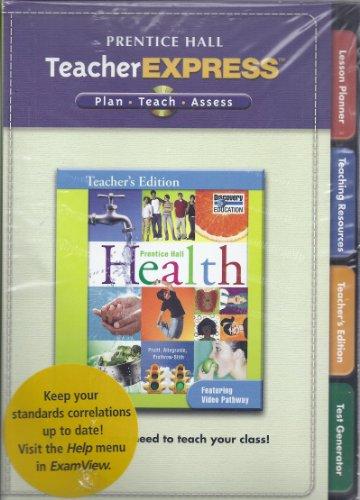 9780133673111: Teacher Express Health (2 CD-ROM)