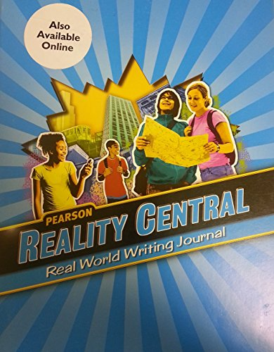 9780133675139: Pearson Reality Central, Grade 7: Reality Central Writing Journal