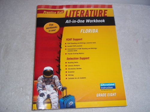 All-in-One Workbook Grade 8 Florida: Prentice Hall