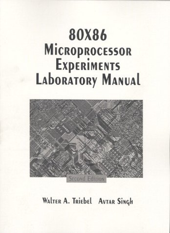 9780133679137: 80386, 80486, and Pentium Microprocessor: 8088 & 8086 Microprocessor Experiments Lab Manual