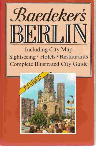 9780133679960: Baedeker's Berlin