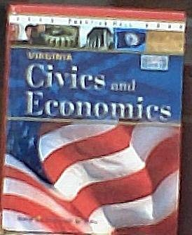 9780133680133: Civics and Economics Virginia Edition