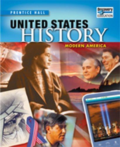 9780133682113: UNITED STATES HISTORY 2010 MODERN AMERICA STUDENT EDITION GRADE 11/12