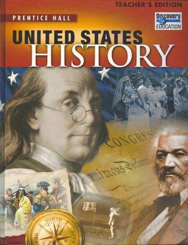 9780133682168: Teacher's Edition * United States History