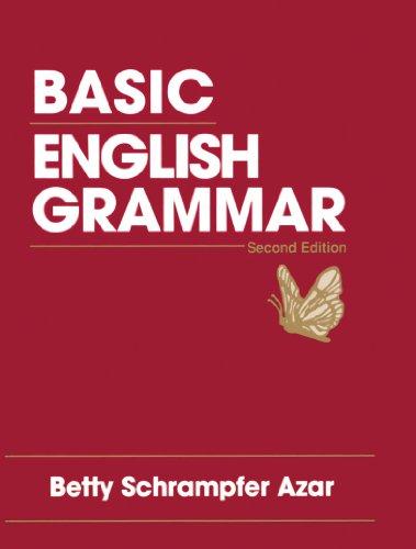 9780133683172: Basic English Grammar: Full Text (Azar English Grammar)