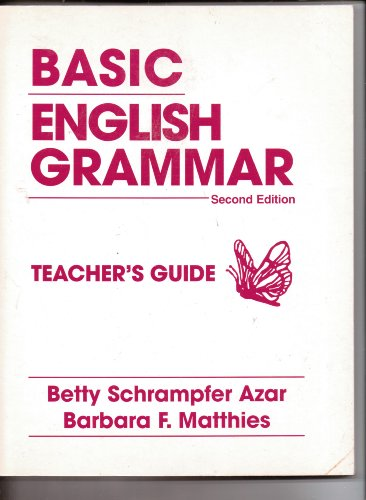 9780133683257: Basic English Grammar