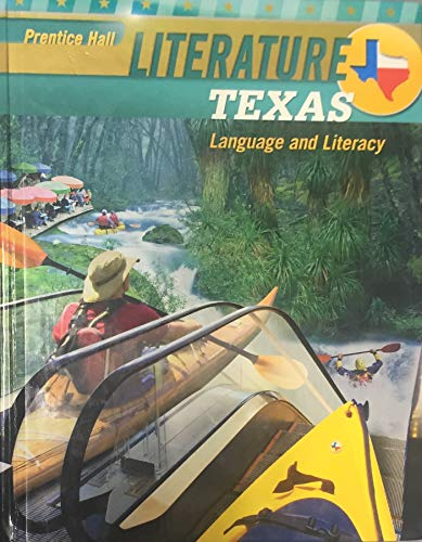 Literature: Language and Literacy Grade 9 (Texas): Prentice Hall
