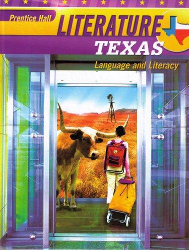 9780133684445: Literature: Texas - Language and Literacy, Grade 10