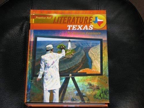 9780133684452: Prentice Hall Literature: The American Experience - Texas (Penguin Edition)