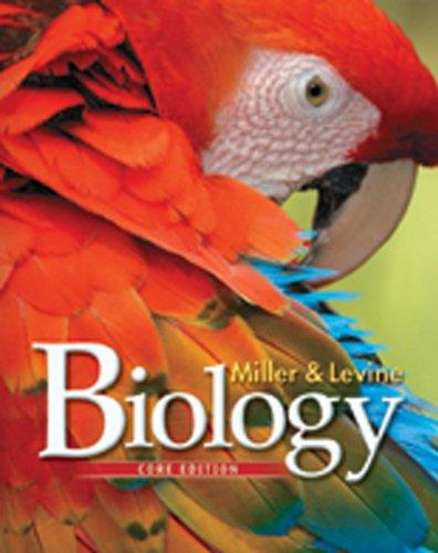 9780133685060: MILLER LEVINE BIOLOGY 2010 CORE STUDENT EDITION GRADE 9/10