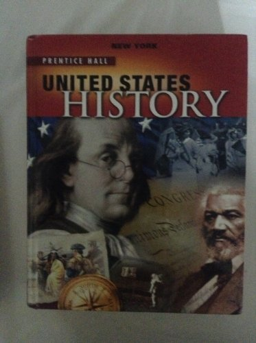 9780133686579: United States History NY Edition by Emma J. Lapsansky-Werner (2010-08-01)