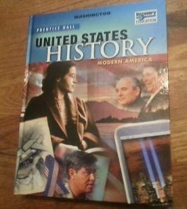 9780133686692: United States History; Modern America (Washington Edition)
