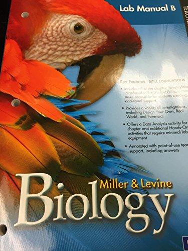 9780133687170: Miller & Levine Biology: Lab Manual B,Teacher's Edition