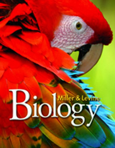 MILLER LEVINE BIOLOGY 2010 STUDY WORKBOOK A: PRENTICE HALL