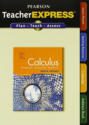 9780133688436: CALCULUS 2010 TEACHER EXPRESS CD-ROM