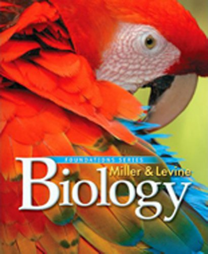 9780133690156: MILLER LEVINE BIOLOGY 2010 FOUNDATIONS STUDENT EDITION (HARDCOVER) + READING WORKBOOK B GRADE 9/10 (NATL)