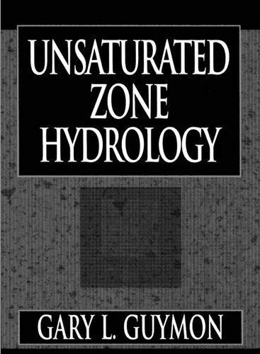 9780133690835: Unsaturated Zone Hydrology