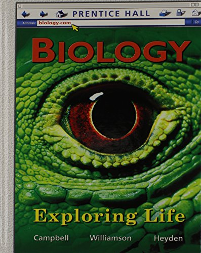 Biology: Exploring Life: Pearson Education