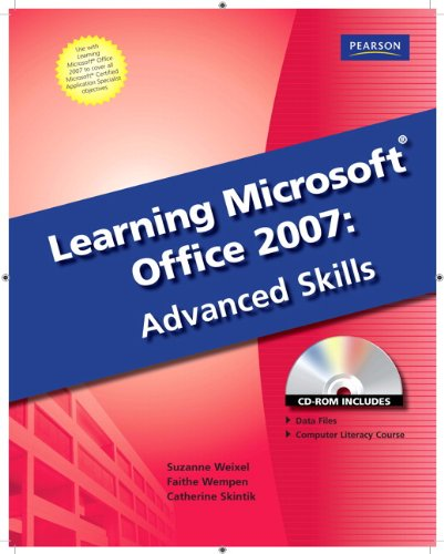 9780133691535: Learning Microsoft Office 2007: Advanced Skills