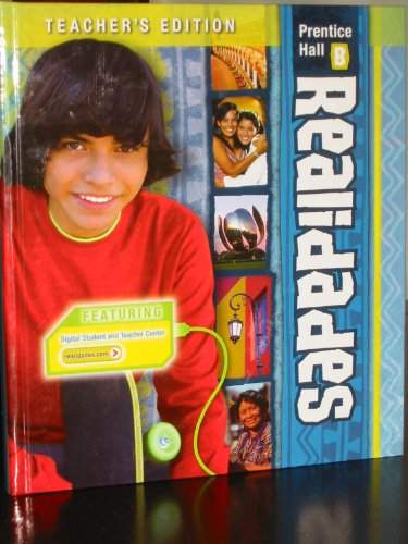 9780133691771: Prentice Hall Realidades, Level B Teacher's Edition