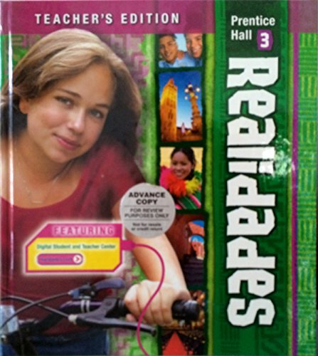9780133691801: Realidades 3, Teachers Edition