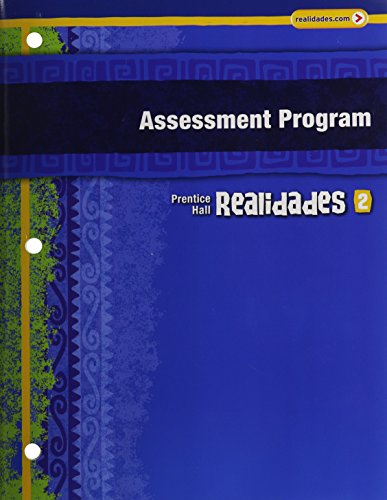 9780133692716: REALIDADES ASSESSMENT PROGRAM LEVEL 2 COPYRIGHT 2011