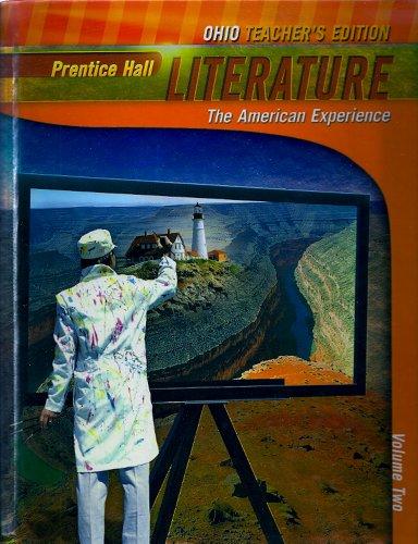 9780133692792: Prentice Hall Literature: The American Experience: Teacher's Edition Volume Two: Ohio
