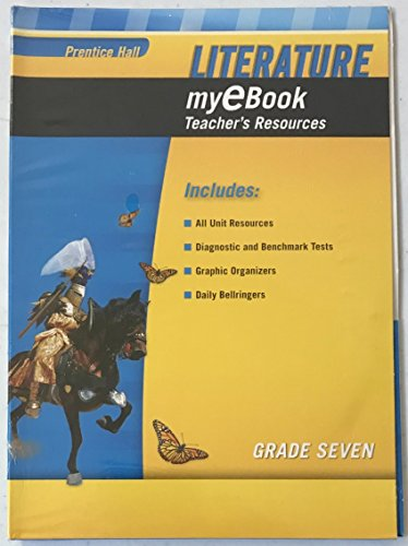 9780133693218: Prentice Hall Literature: myEbook Teacher's Resources Grade 7