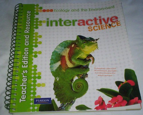 9780133693652: Teacher's Edition and Resource: Ecology and the Environment: Interactive Science