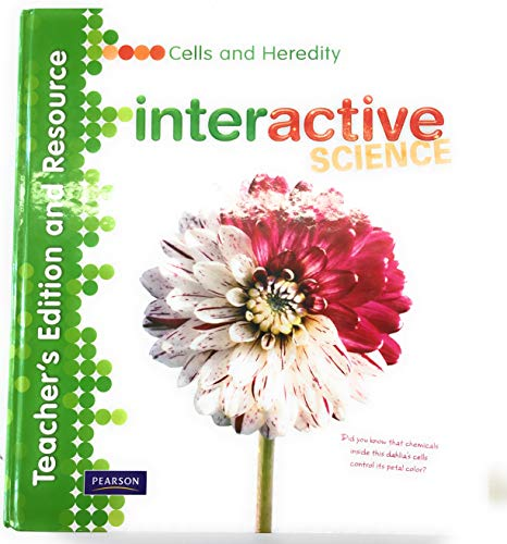 9780133693669: Interactive Science: Cells and Heredity (Teacher's Edition)