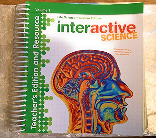 Interactive Science: Human Body Systems, Teacher's Edition