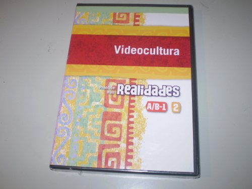 9780133694864: REALIDADES 2011 THEMATIC CULTURE DVD LEVEL A/B/1/2