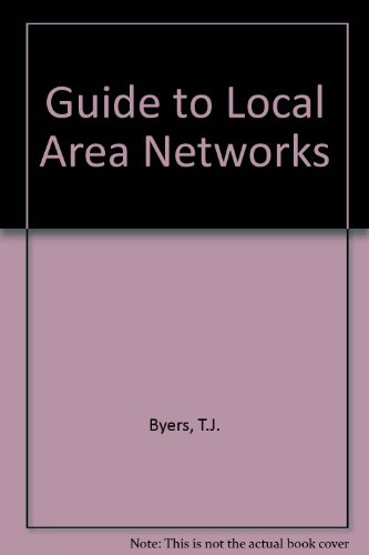 9780133696615: Guide to Local Area Networks